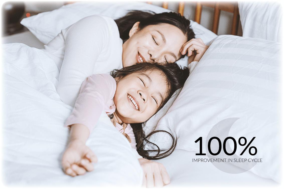 improve sleep with meditation