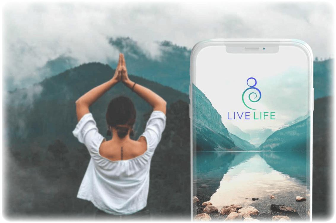LiveLife - Meditation App